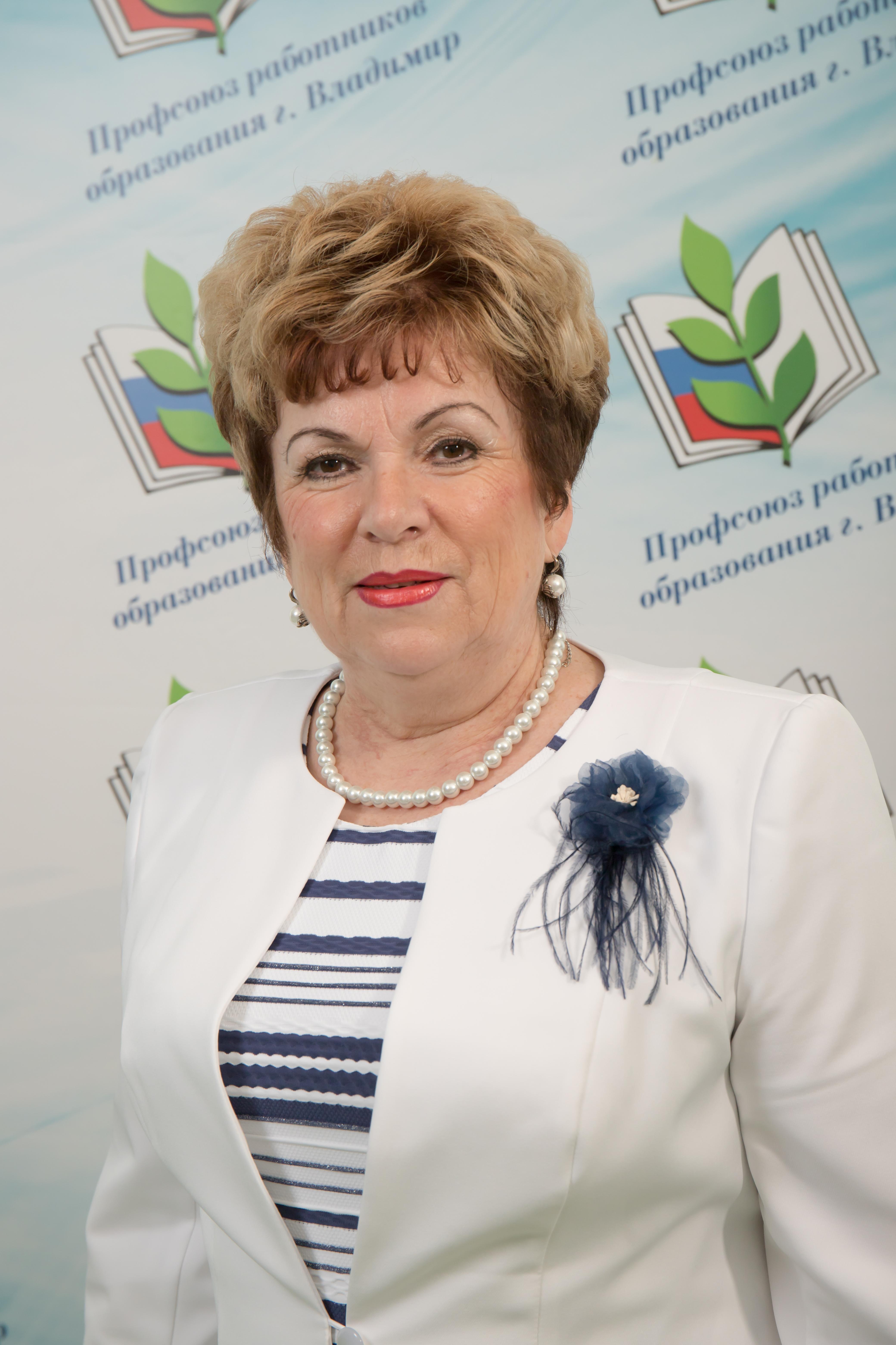 Н.А. Волосова